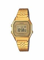 Casio Collection LA680WEGA-9ER Horloge - Staal - Goudkleurig - Ø 30 mm