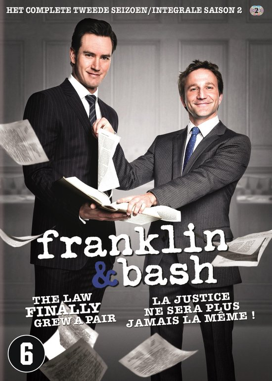 Cover van de film 'Franklin & Bash'