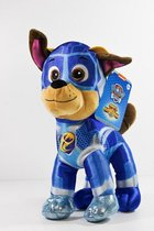 Paw Patrol: Mighty Pups, Super Paws - Chase 27cm