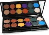 Sleek I-Divine Oogschaduw Palette - Colour Carnage