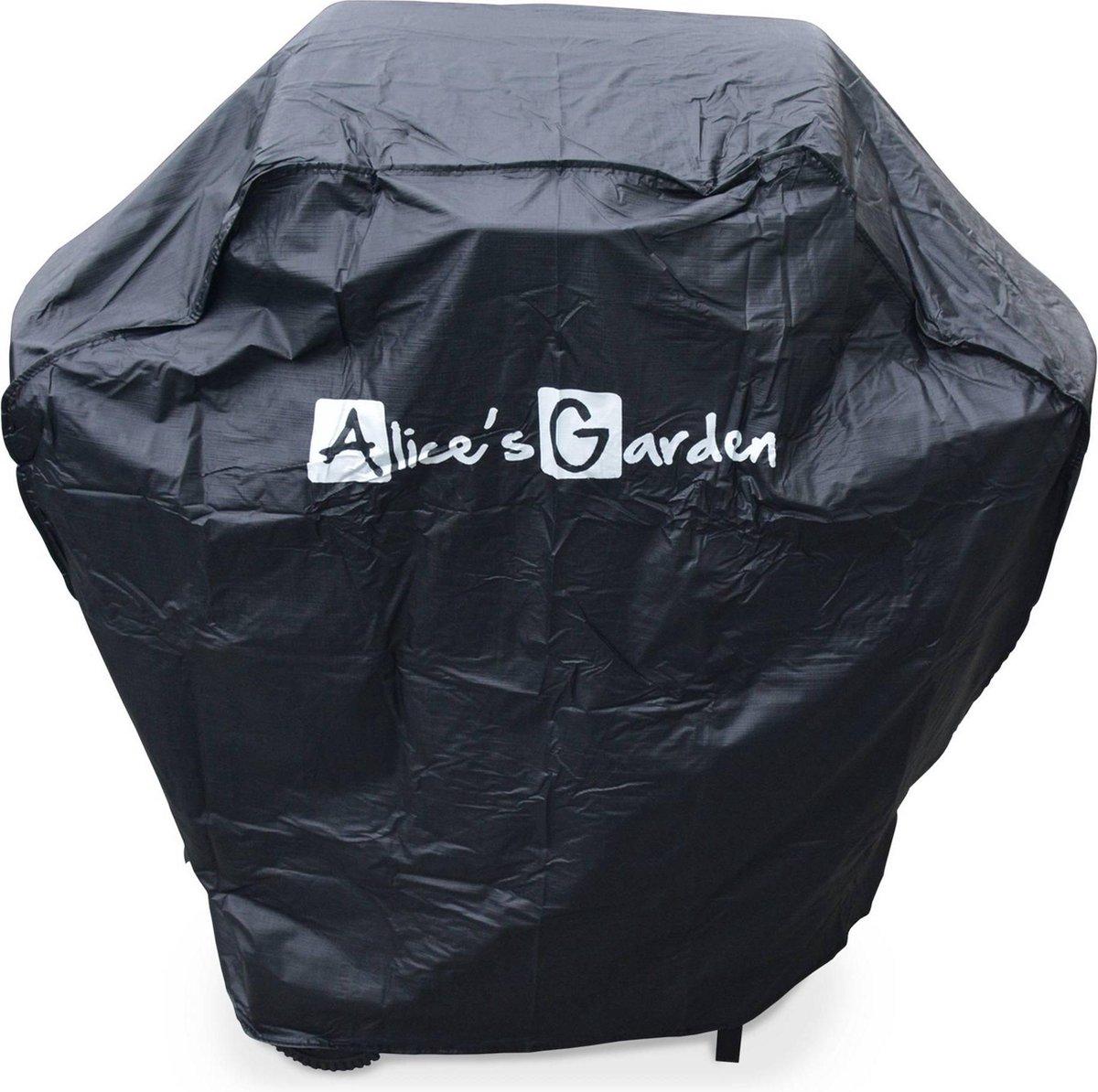 PVC beschermhoes voor barbecues Aramis en Jules 3 - zwart