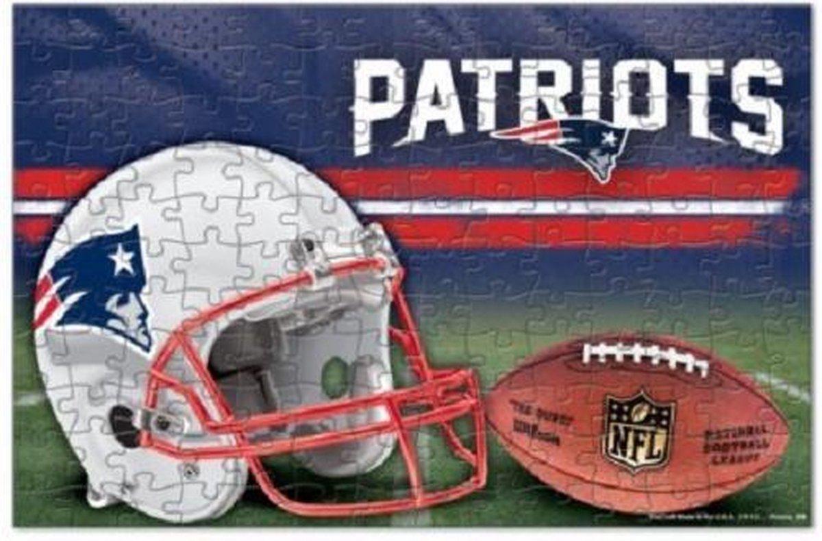 Wincraft 150 stuks New England Patriots Puzzel