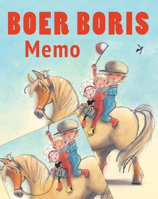 Boer Boris Memo - Ted van Lieshout |