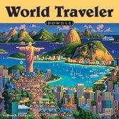 World Traveler by Dowdle 2021 Wall Calendar