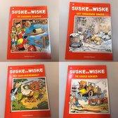 Suske en Wiske deel 9 t/m 12 Shell-uitgave