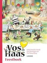 Terra Lannoo Vos en Haas feestboek. 6+