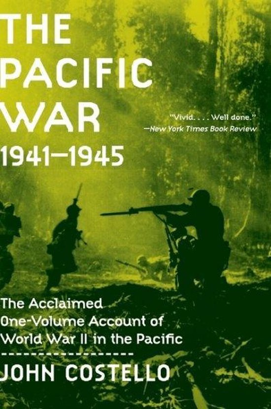The Pacific War 1941 - 1945