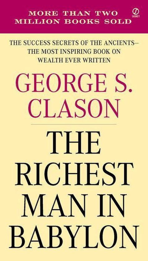 Afbeelding van The Richest Man In Babylon