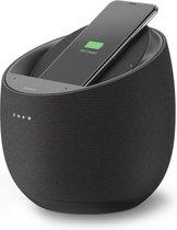 Belkin SoundForm Elite Slimme hifi-luidspreker + draadloze oplader - Met Google Assistent - Zwart