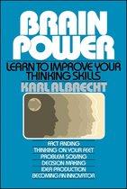 Boek cover Brain Power van Karl Albrecht
