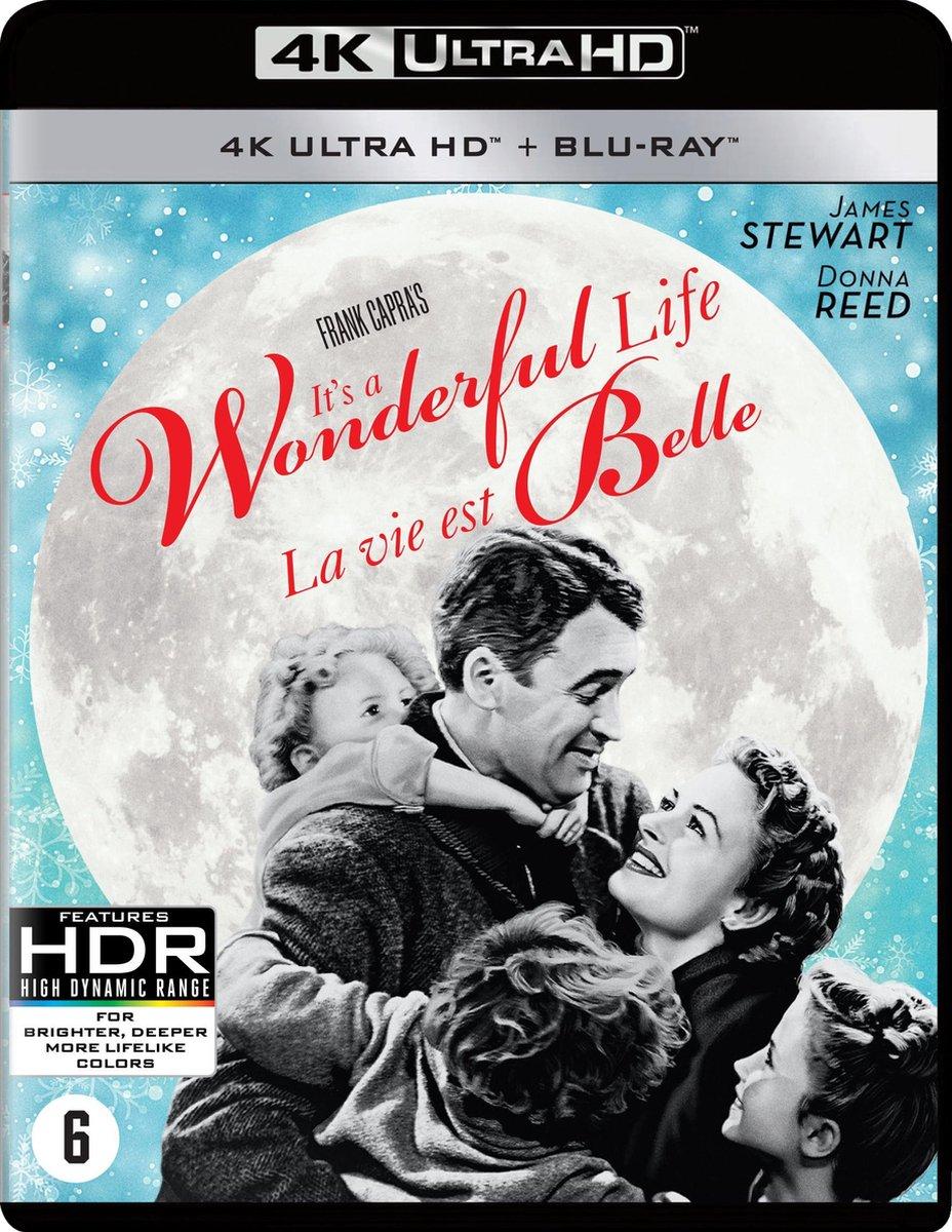 It's a Wonderful Life (4K Ultra HD Blu-ray)-