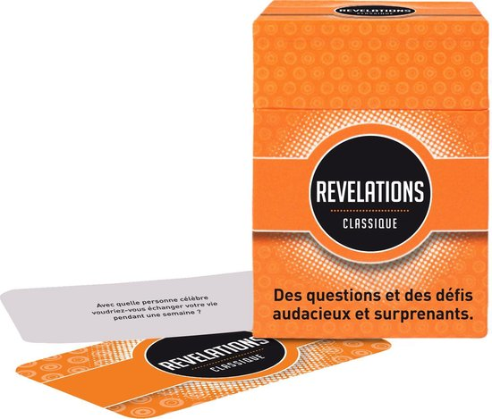 Révélations Classique (Franstalige versie van Openhartig Classic)