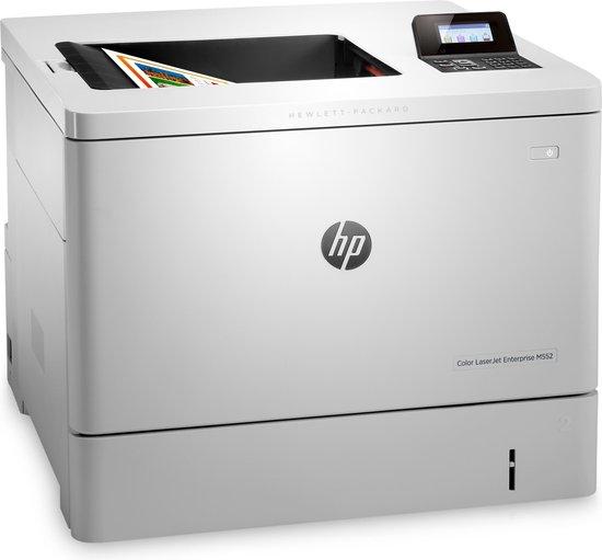 HP Color LaserJet Enterprise M552dn - Laserprinter - HP