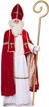 Sinterklaaspak Deluxe - Volledige Set - 10 Delig - Carnavalskleding