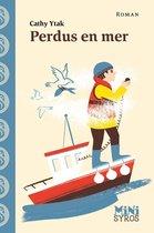 Boek cover Perdus en mer van Cathy Ytak