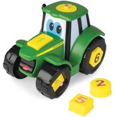 Leer & Speel Johnny Tractor - John Deere