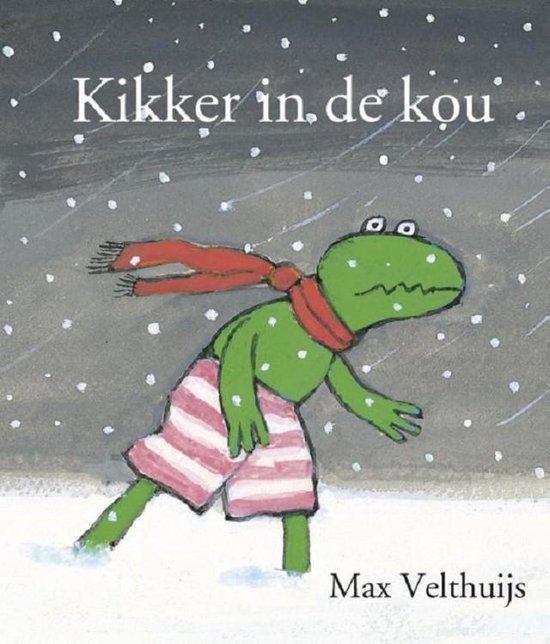 Kikker - Kikker in de kou (mini) - Max Velthuijs |