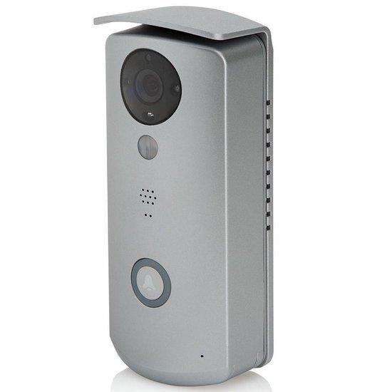 SecuFirst DID501 - Wi-Fi deurbel met camera - HD 720P
