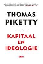 Boek cover Kapitaal en ideologie van Thomas Piketty (Onbekend)