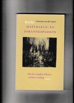 Bachs Matthaeus- En Johannespassion