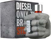 Diesel Only The Brave Street - 125 ml - eau de toilette spray - herenparfum