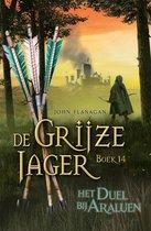 De Grijze Jager 14 - Het duel bij Araluen