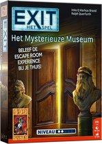 EXIT Het Mysterieuze Museum Breinbreker - Escape Room - Bordspel