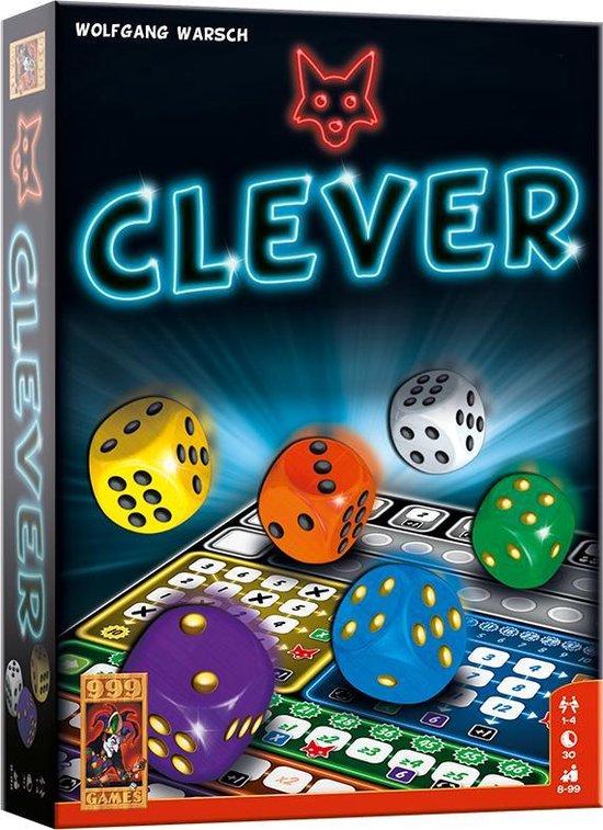 Clever - Dobbelspel - 999 Games