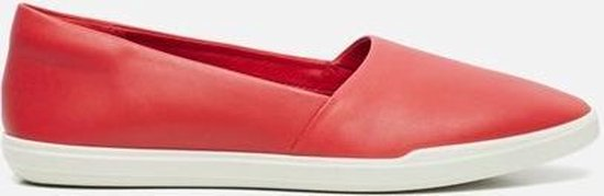 Ecco Simpil W instappers rood - Maat 38