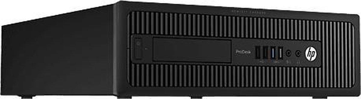 HP Prodesk 600 G1 i5-4th, SFF, 256GB SSD, 8GB RAM, WIN 10 Home, Refurbished
