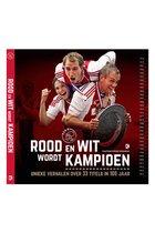 Boek cover Rood en Wit wordt Kampioen van Jaap Visser (Hardcover)