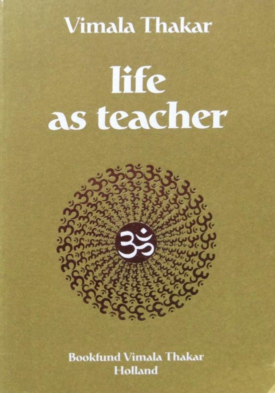 Life as teacher - Thakar |