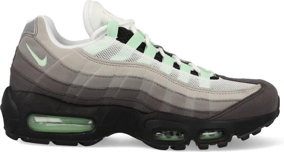 Nike Air Max 95 CD7495 101 Grijs Groen Wit 40