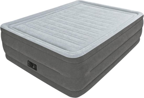 Intex Comfort-Plush Queen High luchtbed - 203x152x56 cm