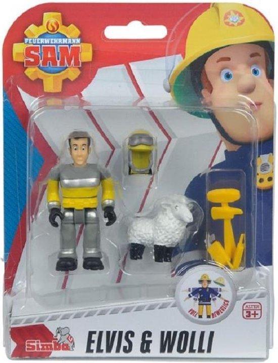 Afbeelding van het spel Brandweerman Sam Elvis Wolli speelfiguren