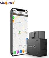 Sinotrack | Auto GPS Tracker | OBD2 | Auto Beveiliging | Web en App Gratis | Plug in & Play | Professionele GPS Tracker | Auto Volgsysteem