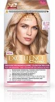 L'Oréal Paris Excellence Crème Blonde Legend - 8.12 Licht parelmoer blond - Haarverf