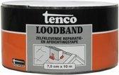 Tenco loodband - 10 meter x 7 5 cm.