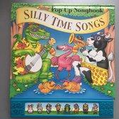 Boek cover Silly Time Songs van Michael Carroll