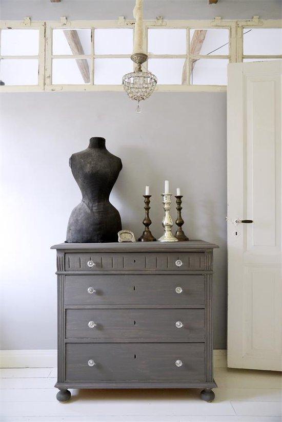 Krijtverf Wall Furniture Paint, Gray Furniture Paint