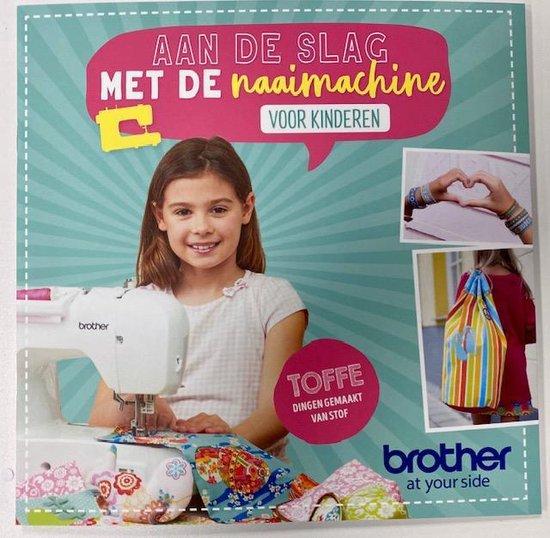 BROTHER Naaiboek voor kinderen - Michaela Drosten |