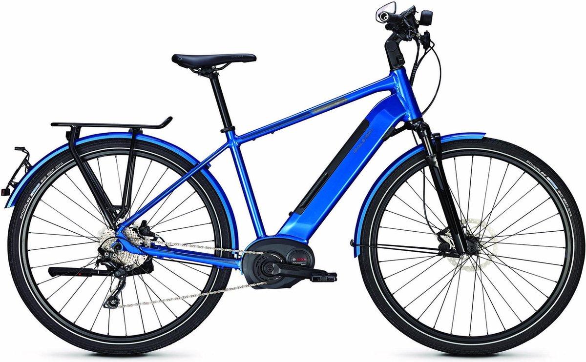 SPEED PEDELEC RALEIGH KENT H  Frame 48 Cm  10 Speed Laguna Blue