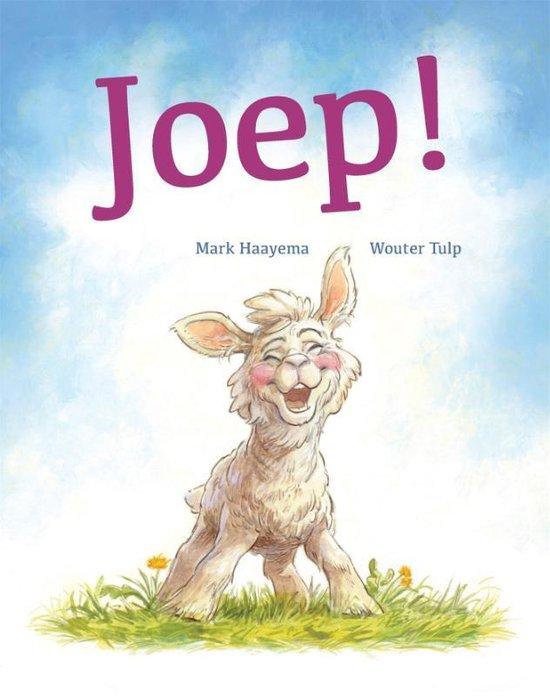 Boek cover Joep! van Mark Haayema (Hardcover)
