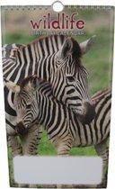 Verjaardagskalender wildlife - afbeeldingen van dieren