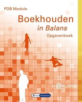 In Balans  -   PDB module boekhouden in balans