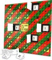 Erotic Advent Calendar - Erotisch bordspel - 24 spellen