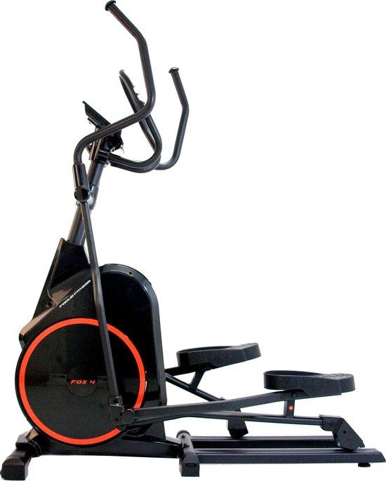 Crosstrainer Focus Fitness Fox 4 - Front driven - incl. hartslagfunctie