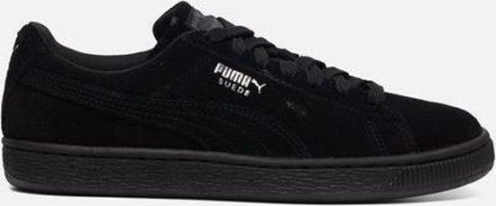 | Puma Classic Suede sneakers zwart Maat 42