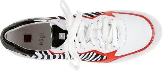 Högl 9-103948-9900 Dames Sneakers - Multikleur Maat 42 8PjHv8