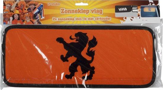 Tom Zonneklepvlag Nederland Oranje